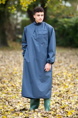 Neoprene Parturition Gown Long Sleeve 4oz Heavyweight M04