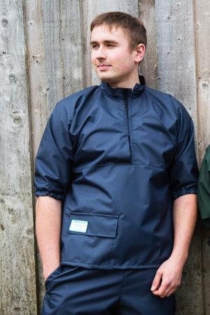 Pro-DRI Breathable Short Sleeve Parlour Jacket P07
