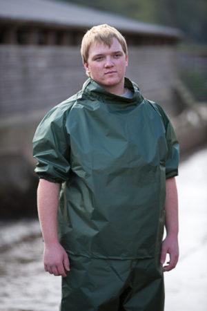Monsoon Lightweight Slipover Nylon Jacket - A02