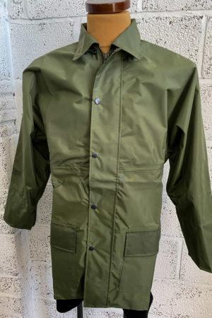 Neoprene Backed Nylon Jacket